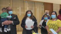 Organizaciones visitan la Legislatura para rechazar las propuestas SB 101 y HB 29