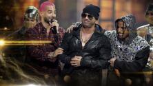 Wisin regaló una actuación espectacular de sus grandes éxitos en Premio Lo Nuestro