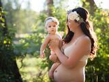 Así se ven las mujeres reales después del parto
