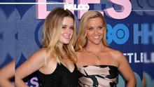 ¡Son idénticas! Conoce a la hija de Reese Witherspoon