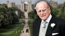 Paso a paso: todos los detalles sobre la procesión de los restos del príncipe Philip y su funeral