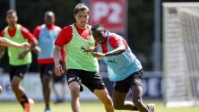 Buenas noticias: Erick Gutiérrez ya entrena con el PSV