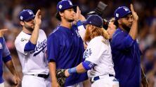 Yasiel Puig y Enrique Hernández destacaron el buen arranque de los Dodgers en la Serie Mundial