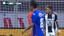 ¡TIRO ATAJADO! disparo por Luís Romo.