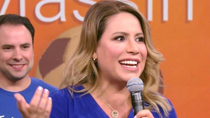 """""""Pellízquenme, no estoy soñando"""": sorprendimos a Lindsay Casinelli con un 'baby shower' junto a sus mejores amigos"""