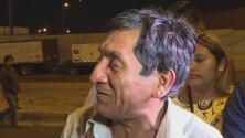 Ahogado en llanto, sobreviviente del incendio en autobús de Perú narra que perdió a seis familiares
