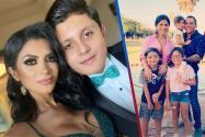 Hijo de Kim Flores se quería suicidar: una de las razones por las que Edwin Luna tomó polémica decisión