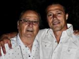 Triste noticia: Murió Oscar Almeyda, el padre de Matías