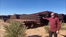 Ante masiva llegada de indocumentados por Arizona congresista pide que se reanude la construcción del muro fronterizo