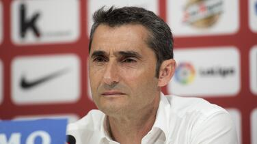 Ernesto Valverde muestra su admiración por Javier Aguirre