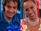 Eugenio Derbez sorprende a Consuelo Duval al estilo de 'La Familia P. Luche'