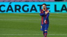 Messi es jugador libre y puede negociar con quien quiera