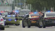 """""""Están en condición seria, pero estable"""": revelan detalles del tiroteo en Doral que dejó dos policías heridos"""