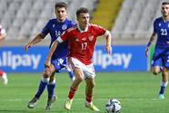 Rusia consigue importante victoria ante Chipre