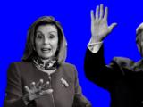 Liderados por Pelosi, demócratas presentan artículo de juicio político contra Trump