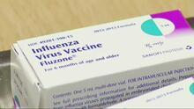 Autoridades llaman a la población a vacunarse contra la influenza para evitar que los hospitales se desborden
