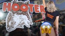 """""""No me encanta usar panties para trabajar"""": Nuevos uniformes  diminutos de popular restaurante crean protestas entre sus meseras"""