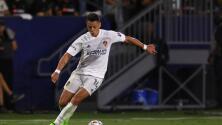Chicharito destaca el coraje con el que LA Galaxy juega