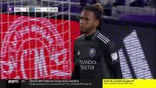 Philadelphia Reacciona con el gol de Kacper Przybylko quien descuenta con el 2-1