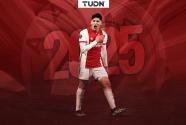 ¡Machín para rato! Ajax renueva su 'joya', Edson Álvarez