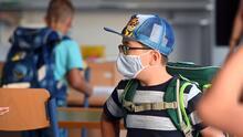 Round Rock ISD restablece el mandato de mascarillas en medio de reuniones tensas