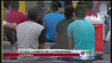 Tres mil niños indocumentados han llegado a California