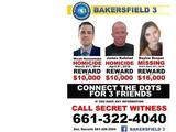 Hombre es acusado de 34 crímenes, incluyendo el asesinato de uno de los Bakersfield 3