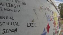 Investigan grafiti racista y homofóbico en el campus de Duke University