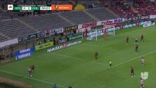 ¡GOOOL! Ángel Zaldívar anota para Guadalajara.