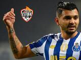 Prensa portuguesa confirma interés del Milan por Jesús 'Tecatito' Corona