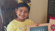 Esta niña hispana le gana la batalla al cáncer cerebral y sus padres te cuentan cuáles son las señales de alerta
