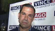Vince Lago es elegido alcalde de Coral Gables con el 58% de los votos