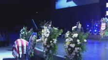 Así avanzan los actos de homenaje para darle el último adiós al oficial William 'Bill' Jeffrey