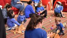 Regresa el evento gratuito diseñado especialmente para los niños con autismo en Nueva York y sus familias