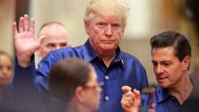 Enrique Peña Nieto suspende su viaje a la Casa Blanca tras una tensa llamada telefónica con Trump