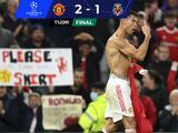 Cristiano Ronaldo da un agónico triunfo al Manchester United sobre el Villarreal
