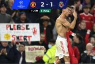 Resumen | ¡Salvador! Con gol de último minuto, CR7 da triunfo al United
