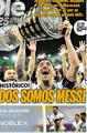 ¡Todos somos Messi! Así las portadas de la prensa internacional | Los periódicos resaltan a los campeones de la Copa América, destacando la primera copa del capitán argentino con la selección mayor.