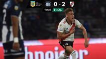 Resumen | River Plate borra a Talleres de Córdoba