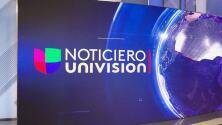 Pantallas led, realidad virtual y lo más moderno en escenografía: así luce el nuevo set de Noticiero Univision