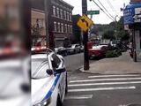 """Hallan a hombre muerto en Staten Island con la frase """"toco a las niñas"""" escrita en el pecho"""