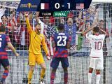 Team USA aprovecha penal errado de Qatar y se mete a la Final