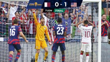 Team USA no perdona a Qatar y está en la Final de Copa Oro