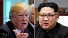 En un minuto: Renunciar a las armas nucleares, el punto crucial de la cita en Singapur de Trump y Kim Jong Un