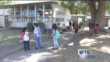 Huelga de maestros en Yuba City