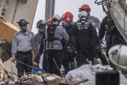 Nuevo hallazgo eleva a 32 la cifra de víctimas mortales del colapso en Surfside