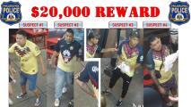 Caso Isidro Cortez: policía divulga imágenes de los cuatro sospechosos de asesinarlo a golpes