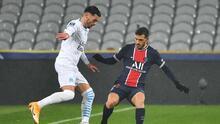 Florenzi, del PSG, es positivo por COVID y no jugará ante el Bayern