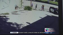 Policía arresta a un sospechoso de lanzar piedras a los autos
