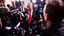 En video: Los ataques del presidente Trump contra CNN